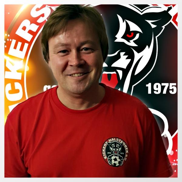 Markus Schweiger, 1. Vorsitzender, Kickers Halstenbek e.V.